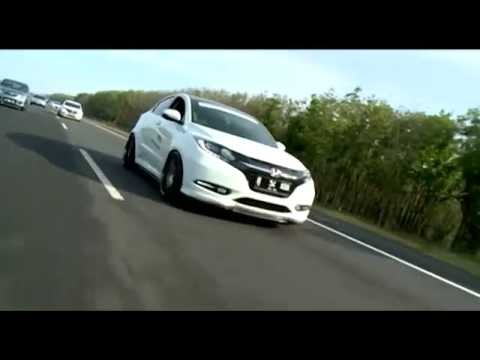 Honda HR-V Show Off Modification at Honda Jazz Brio Tuning Contest 2016