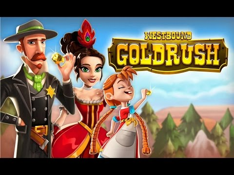 Westbound: Gold Rush - Android Gameplay HD