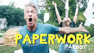 "Paperwork - Katy Perry ""Firework"" Parody"