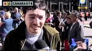 678  El Pueblo Llora A Néstor Kirchner 291010