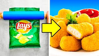 16 GENIUS FOOD HACKS YOU CAN EASILY REPEAT