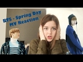 BTS Spring Day Reaction