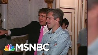 1992 Video Shows Trump Hosting Jeffrey Epstein At Mar-A-Lago | All In | MSNBC