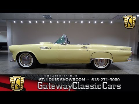 Video of '55 Thunderbird - M5Y9