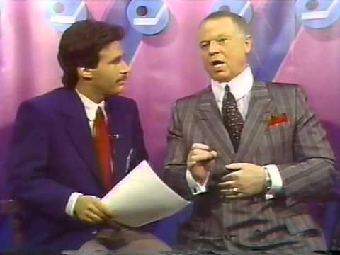Ken Daniels - CBC Hockey Night in Canada - First Coach's Corner