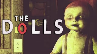 THE DOLLS - Five Nights at Freddy's But With Dolls (Nights 1-4)