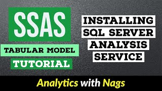 Installing SQL Server Analysis Service | What is Data tools - SSAS Tutorial (2/15)
