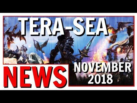TERA SEA servers — TERA - En Masse