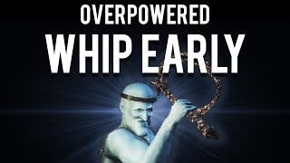 Dark Souls 3 : Overpowered Whip Early