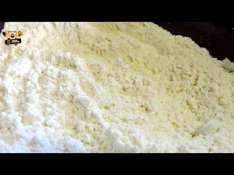 Video HOW TO MAKE CAKE FLOUR