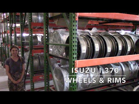 Factory Original Isuzu I-370 Wheels & Isuzu I-370 Rims – OriginalWheels.com