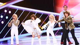 """Trupa Voces, interpreteaza la Next Star melodia """"Mamma mia"""" - Abba"""