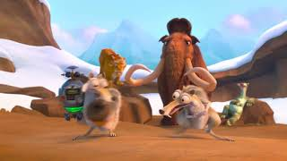 Scrat VS ... Scrat? - Ice Age: No Time For Nuts 4-D