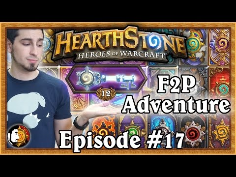 Hearthstone: Warshack Plays A Free To Play Account (Ep. 17)