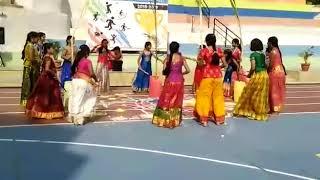 <b>Sankranthi Celebrations</b>