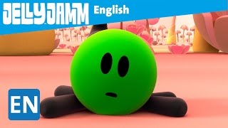 Jelly Jamm English. Lost Dodo. Children's animation series. S02 - E57