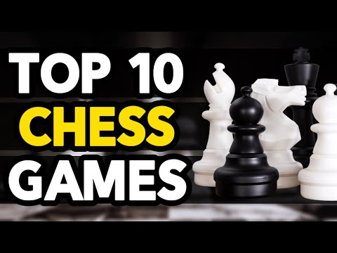 Top 10 Chess Games Online for mobile