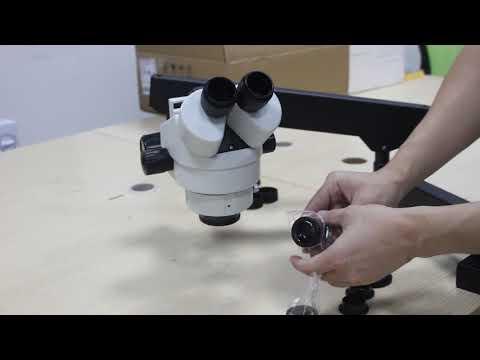 Cousins Microscope Set Up (M60687)