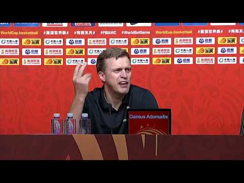 "Lithuanian team Coach on FIBA: ""This is fucking joke..."""