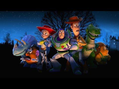 История игрушек и ужасов - мультфильм Disney видео