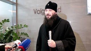 В Волгоград прибыл новый правящий архиерей митрополит Волгоградский и Камышинский Феодор.