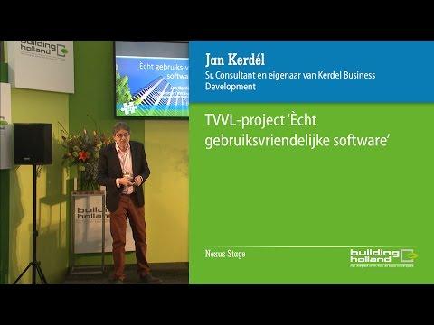 TVVL-project 'Echt gebruiksvriendelijke software'