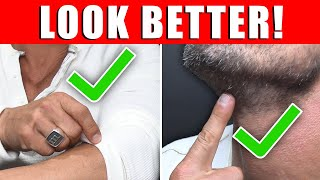 10 EASY Ways To Be BETTER LOOKING! (IN 24 HOURS)