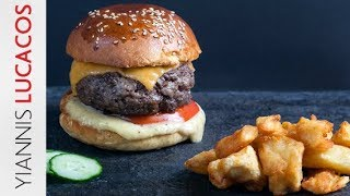 Cheeseburger | Yiannis Lucacos