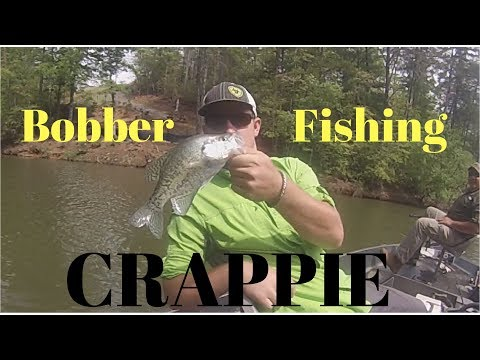 Catching Crappie on Bobbers/Floats