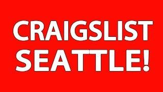 Craigslist Seattle