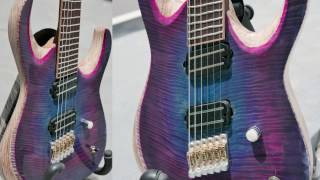 """Delicore """"The Wanderers"""" Review and Test // True Temperament // Fanned Fret"""
