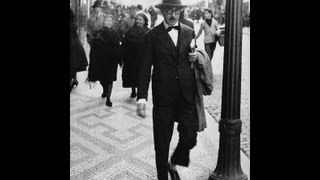 The Book Of Disquiet - A Shrug Of The Shoulders By Fernando Pessoa (read By A Poetry Channel)