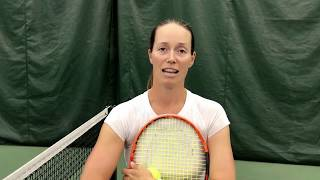 Tuesday Tennis Tips: Practice Partners