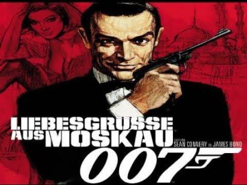 James Bond 007 - Liebesgrueße aus Moskau