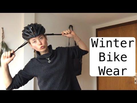 Meine Fahrrad Kleidung für kalt & nasses Wetter