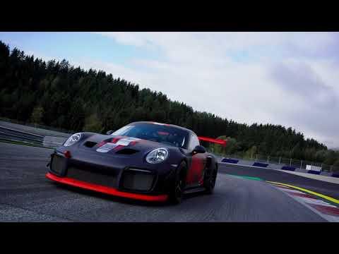 Porsche GT2 RS Clubsport