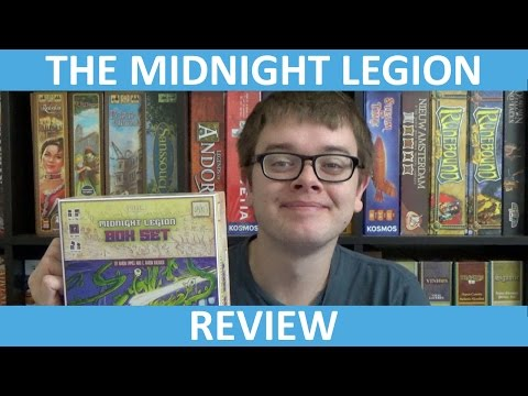 The Midnight Legion: Operation Deep Sleep - Review