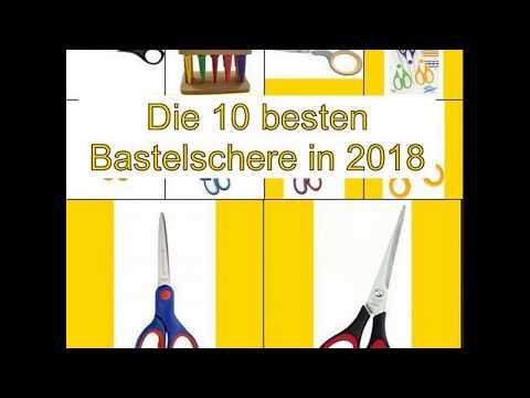 Die 10 besten Bastelschere in 2018