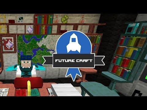 [GEJMR] FutureCraft - ep 121 - Hotový kancl, nová světla a menší nehoda