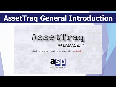 AssetTraq General Introduction