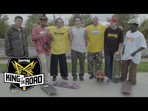 King of the Road Season 3: Big Pants, Small Wheels
