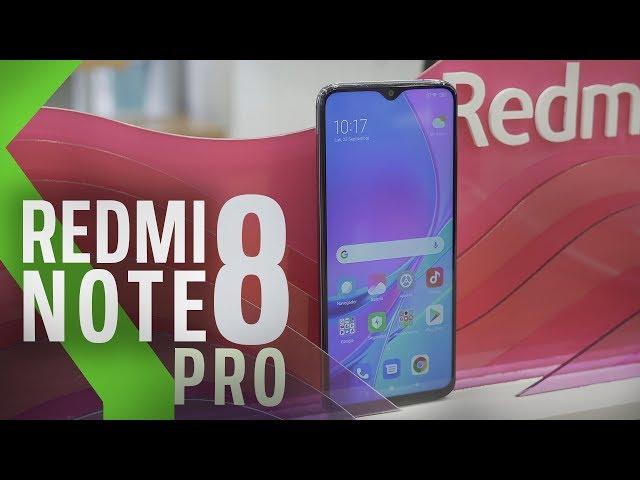 Xiaomi Redmi Note 8 Pro, primeras impresiones: 64 MP para el candidato a rey de la gama media