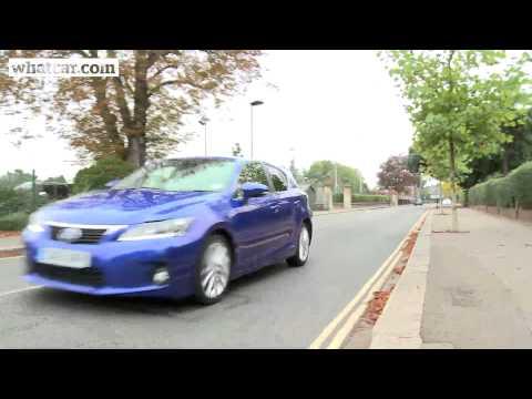 Lexus CT200h long-term test