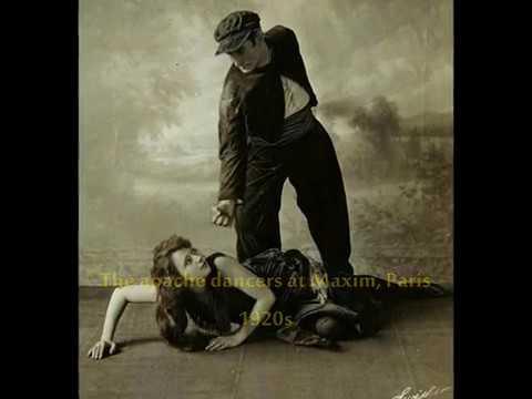 Old apache-tango from Warsaw - O tobie myśleć nie przestanę (I Won