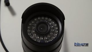 Wansview W2 Outdoor 1080p Kamera Review [Deutsch]
