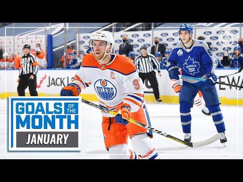 Filthiest Goals of January | 2021 NHL Season