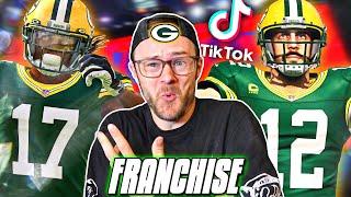 I let a TikTok filter rebuild my franchise team.. 16-0 Challenge
