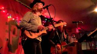 """""""When My Ship Comes In"""" live by Jill Sobule with John Doe, Club Passim, Mar. 27, 2011"""