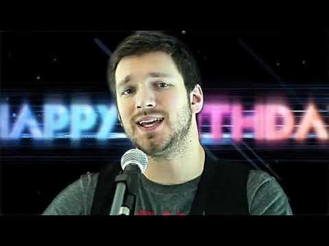 С днём рождения Валерий (Видео поздравления)