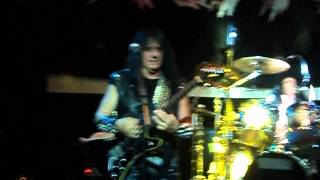 EXCITER - Scream in the Night [at Clash Club,Brazil/SP-October 3th,2014]